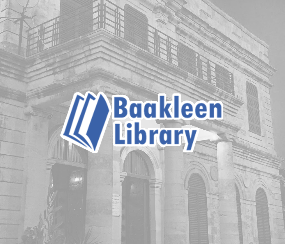 Baakleen National Library